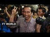 Joko Widodo elected Indonesia president | FT World