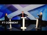 Scottish independence TV debate reviewed