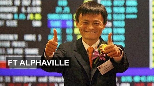 Alibaba roadshow kicks off hectic week in US markets