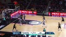 SIG Strasbourg v AEK - Highlights - Quarter-Finals - Basketball Champions League 2017-18
