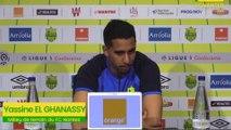 Yassine El Ghanassy avant ASM-FCN
