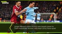 Battle of the Full-Backs: Manchester City vs Liverpool