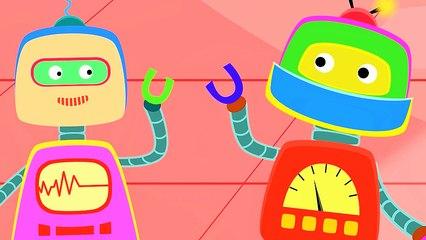Si te sientes muy Feliz con Robots