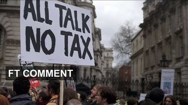 Impact of Cameron's tax disclosures   FT Comment