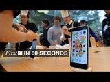Apple signals iPhone decline, Soros warned off renminbi  | FirstFT