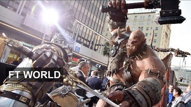 Warcraft a blockbuster in China I FT World