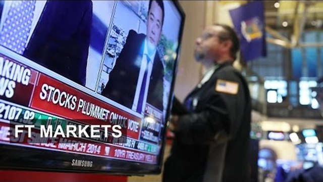What Asia markets are watching post-Brexit vote I FT Markets