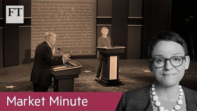 Markets hand first US presidential debate to Clinton | Market Minute
