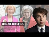Race to the top | Brexit Briefing