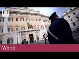 Renzi's fall weighs on banks | World