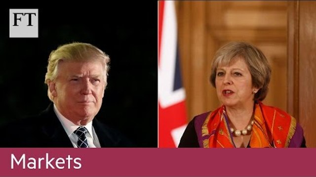 Electronic markets on Trump, Brexit | Markets