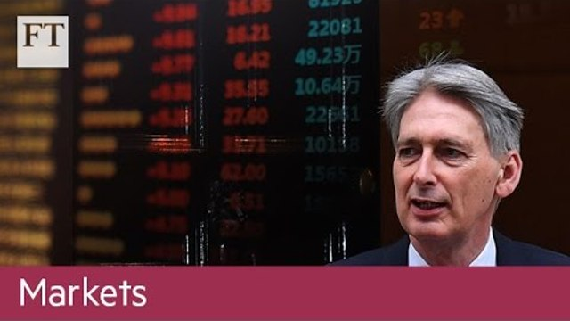 Markets react to Autumn Statement | Markets