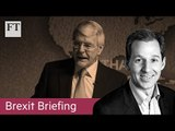 Major warns against Brexit expectations | Brexit Briefing