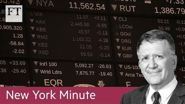 S&P 500's inauspicious anniversary