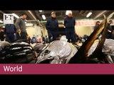 Delays hit Tokyo Tsukiji fish market | World
