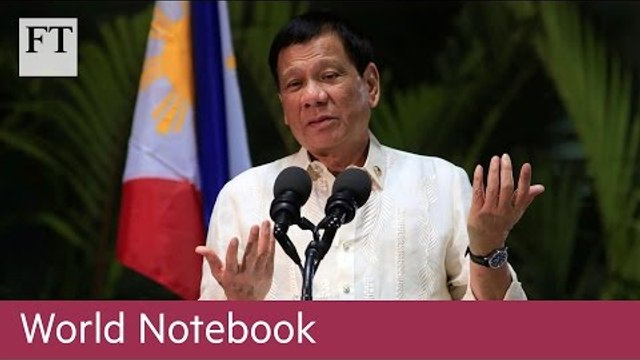 Philippine president battles ouster | World Notebook