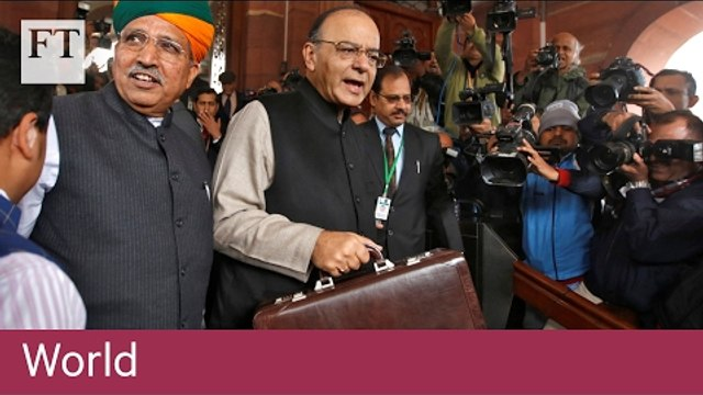 Muted welcome to India's budget   World