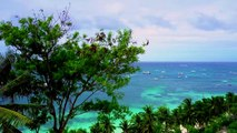 Una isla paradisíaca en Filipinas, cerrada por seis meses