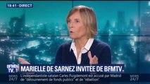 """Réforme des institutions: """"Une part de proportionnelle garantit qu'on ne retombera pas dans la bipolarisation"""" (Marielle de Sarnez)"""