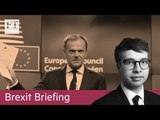 Brexit is triggered, no turning back |  Brexit Briefing