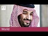 Saudi succession change   World