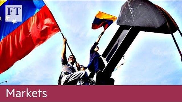 US sanctions on Venezuela's oil | Markets
