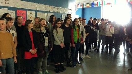 Soirée des cultures au collège Jules-Michelet