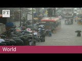 Heavy flooding kills more than 1,000 in South Asia