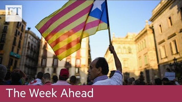 UK reports GDP, Catalonia votes, FedEx results