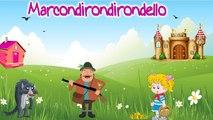 SA - OH CHE BEL CASTELLO MARCONDIRONDIRONDELLO - Filastrocche e canzoni per bambini