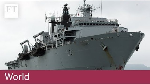 Questions over UK's naval capability