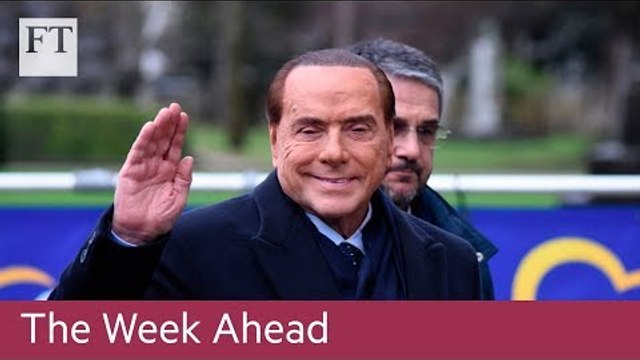 Italy votes, WPP reports results