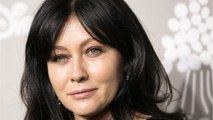 Shannen Doherty Gives Cancer Update