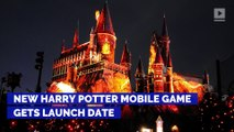 New Harry Potter Mobile Game Gets Launch Date