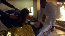 Plus Belle La Vie :  Blanche est dans un très grave état !!!