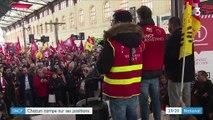 Grève SNCF : les syndicats décidés à ne rien lâcher
