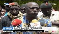 Dakar- Bamako - Ferroviaire : Les cheminots en grêve