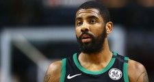 Boston Celtics Forması Giyen Kyrie Irving Sezonu Kapattı