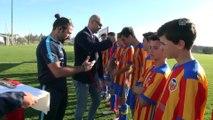 Futbol: 2. Uluslararası Gençlik Turnuvası - 14 yaş altında Valencia, 15 yaş altında Shakhtar Donetsk şampiyon oldu - ANTALYA