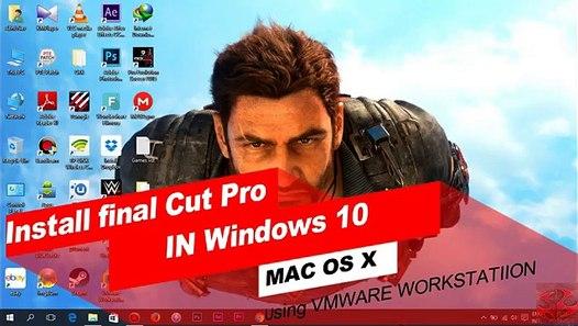 fcp windows10