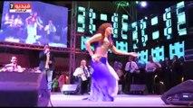 الراقصة دينا تحيي أول فقرات مهرجان طابا للأغنية