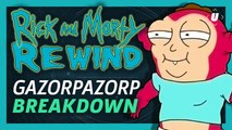 Rick And Morty Rewind: Season 1 Episode 7 - Raising Gazorpazorp Breakdown!