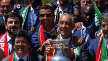 Cristiano Ronaldo es el ganador del Balón de Oro 2016