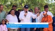 """Santos: el proceso podría """"estallar en mil pedazos"""""""