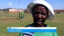 Abuelas en Johannesburgo demuestran que el deporte es libre y universal