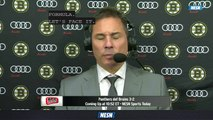 Bruins Overtime Live: Bruce Cassidy Not Panicing After Loss To Panthers
