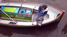 Pescadores de plástico en los canales de Amsterdam | Global 3000
