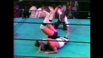 Emilio Charles Jr vs Angel Azteca (CMLL April 28th, 1989)