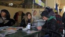Marea de refugiados en Ucrania