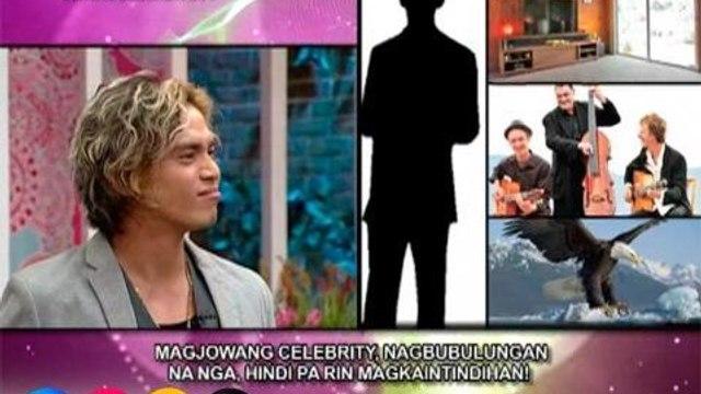 Mars Mashadow: Magjowang celebrity, nagbulungan na nga, 'di pa rin nagkaintindihan!